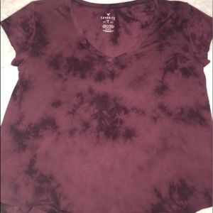 American Eagle Soft and Sexy V-Neck T-Shirt